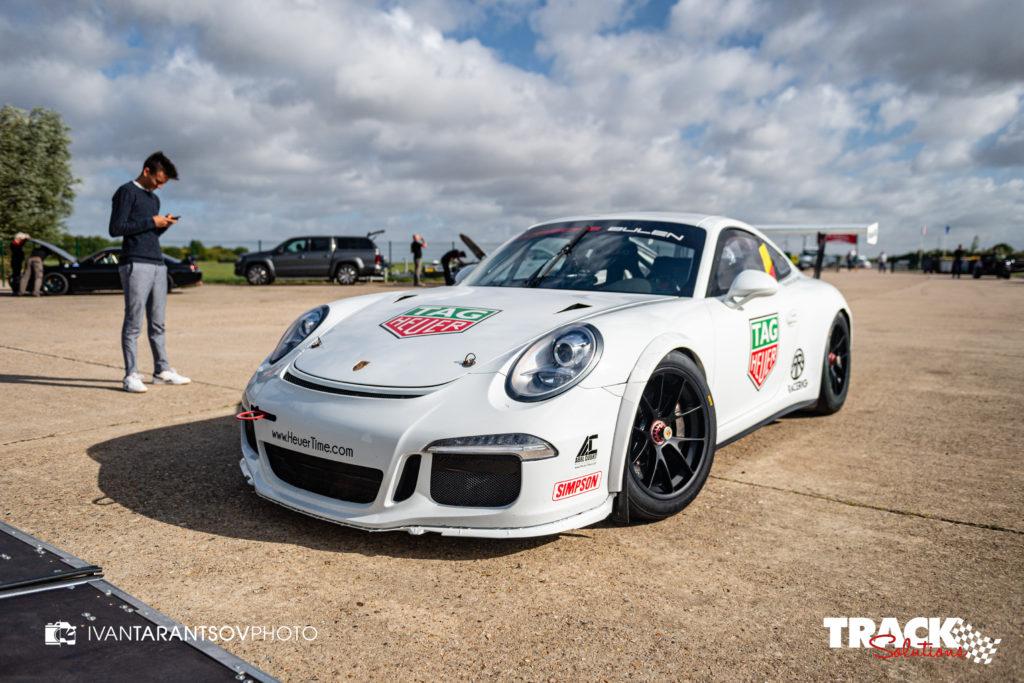 Porsche GT3 Cup - Tag Heuer